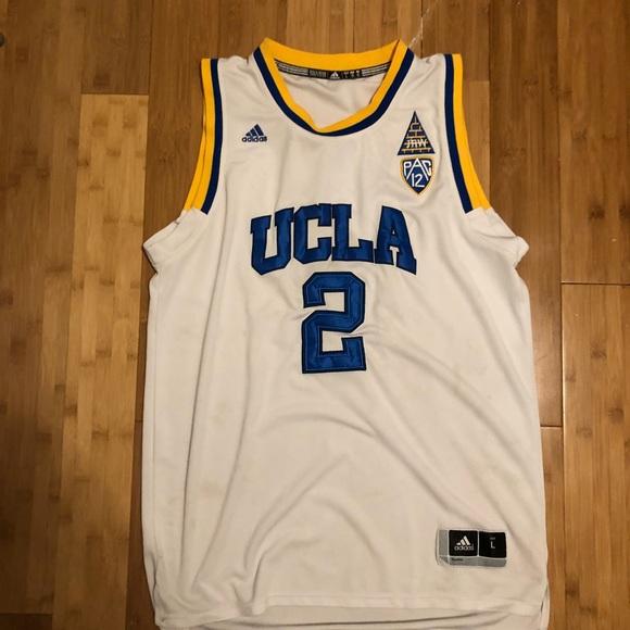 sale retailer 17d12 bdb26 Lonzo Ball Jersey UCLA